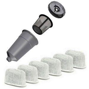1 Keurig K-Cup Coffee Filter Sets 6 Water Filter Cartridges
