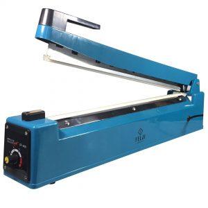 "Felji 16 400mm Manual Impulse Heat Sealer Poly Bag Machine Shrink Wrap Free Element"""
