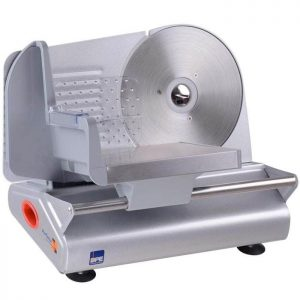 Felji 7.5 Electric Meat Stainless Steel Blade Slicer Cheese Food Cutter""