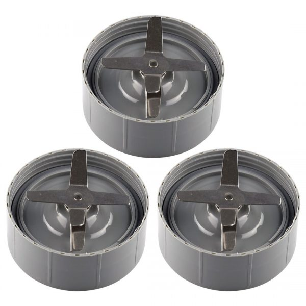 3 Extractor Blades 600w 900w Replacement For NutriBullet NB-101s