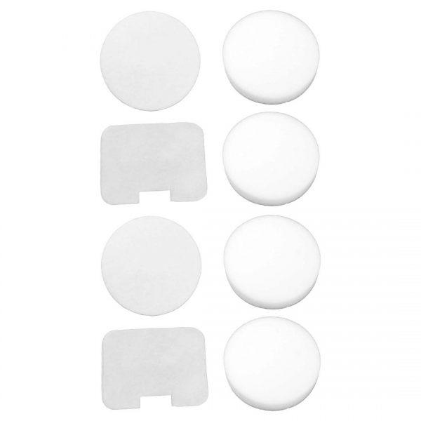 Felji Foam & Felt Filters for Shark Navigator NV22 Part # XF22 2 Pack