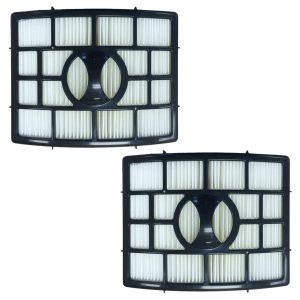 Felji 2 Pack HEPA Filter Replacement for Shark NV650, NV651, NV652, NV750, NV751, NV752, NV755 Part # XHF650