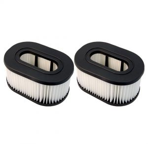 2 Pack Felji HEPA Filters Replacement for HOOVER Vacuum Cleaners Part # 40130050