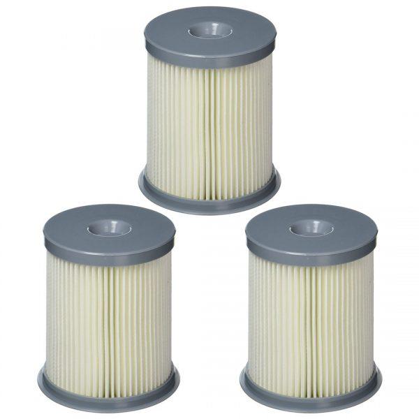Felji Replacement Filter for Hoover Elite Rewind U5507-900 Series Upright Vacuum Cleaners 59157055 3 Pack