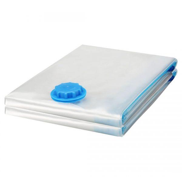 Felji Space Saver Bags Vacuum Seal Storage Bag Organizer Size Jumbo 39x47 inches 2 Pack