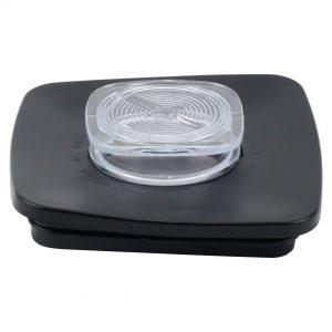 Felji Black Jar Lid and Center Cap for Oster & Osterizer Blenders