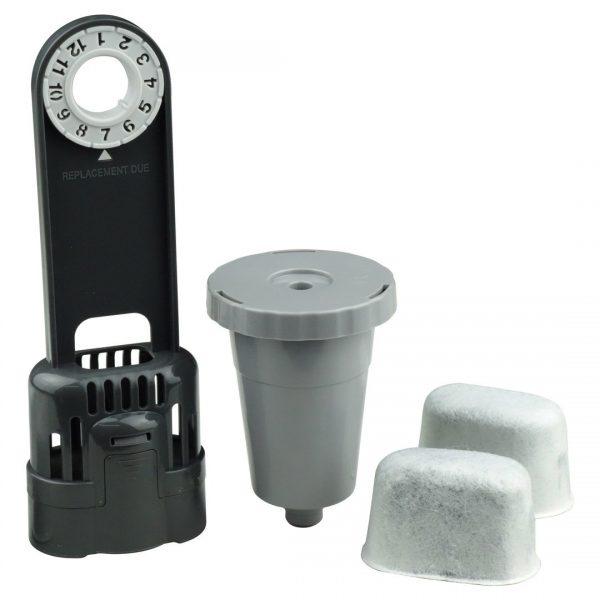 Keurig Water Filter Starter Kit + 1 My K-Cup 1.0