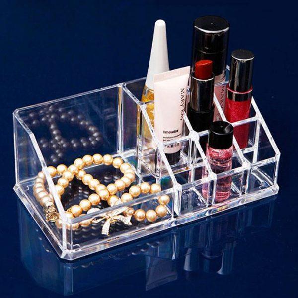 Felji Acrylic Lipstick & Nail Polish Organizer 1032