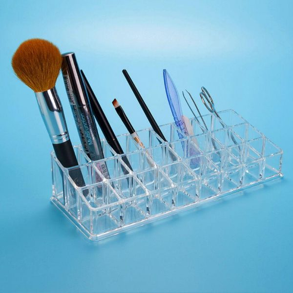 Felji Large Acrylic Lipstick & Makeup Organizer 1034
