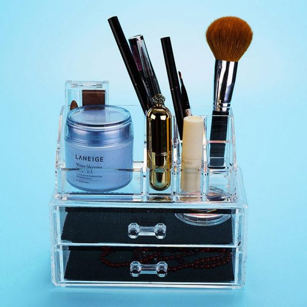 Felji Small Makeup & Jewelry Organizer with Drawers 1063