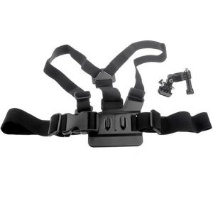 Felji Adjustable Body Chest Strap Mount Belt Harness for GoPro Hero 1 2 3 ST-25