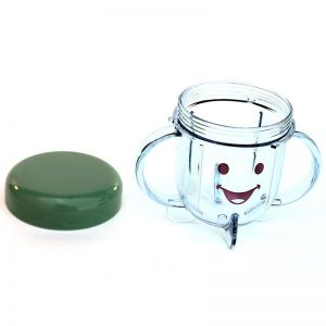 Baby Bullet Short Cup Includes Stay Fresh Lid