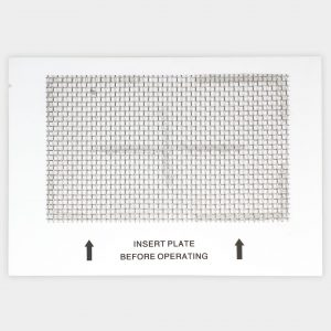 "Homeland Goods Ceramic Ozone Plate Large for Ozone Generator Air Purifier 6.5""x4.5"""