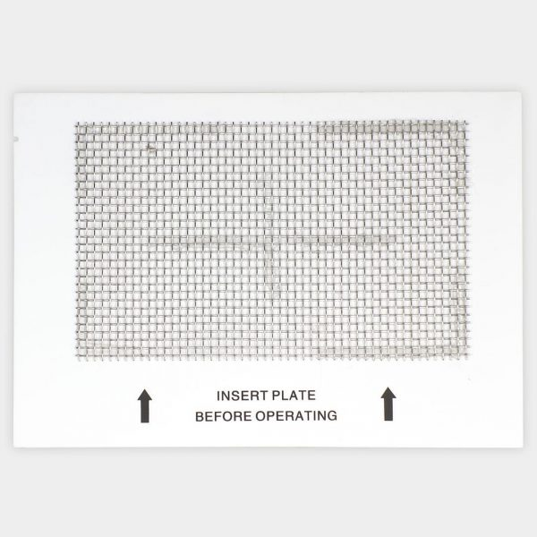 """Homeland Goods Ceramic Ozone Plate Large for Ozone Generator Air Purifier 6.5""""x4.5"""""""