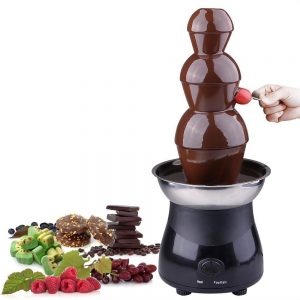 Chocolate Fondue Machine 21 Inch 3 Tiers 6 lb