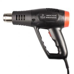 Felji 1500 Watt Dual Temp Heat Gun iPhone Dip Decal Removal Wrap