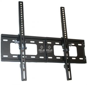 Felji TV Wall Mount Bracket LCD LED Plasma Flat Tilt 32 40 42 46 50 52 55 60 65 Inch