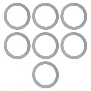 7 Pack Blender Gasket O Ring Rubber Seal Replacement for Oster Blenders