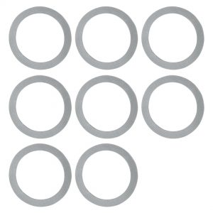 8 Pack Blender Gasket O Ring Rubber Seal Replacement for Oster Blenders