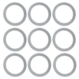 9 Pack Blender Gasket O Ring Rubber Seal Replacement for Oster Blenders