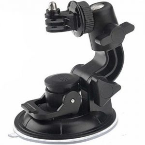 Felji Suction Cup Mount for GoPro Hero HD 2 3 DV Camcorders ST-72