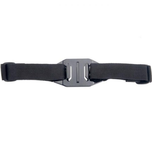 Felji Vented Helmet Strap Mount Adapter for GoPro HD Hero 1 2 3 ST-04
