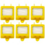 6 Pack HEPA Filter Replacement Part # 21899 for iRobot Roomba 700 Series