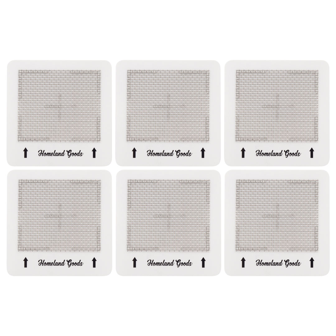 6 Pack Ozone Plates For Alpine Ecoquest Living Air Healthy Living Purifiers Felji